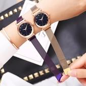 Женские часы Starry Sky на магнитной застежке. Цвет золото в наличии. Быстрая отправка!!