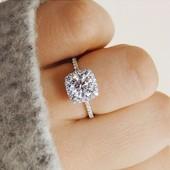 Кольцо. Дизайнерское кольцо с кристаллами.16,18 размер на выбор