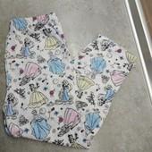 Домашние штанишки от Primark, 5-6 лет
