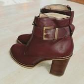 Дорогощая обувь люкс.Испания. Кожа 25 см