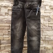Lupilu джинсы слимы мальчику 104 см