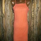 Яркое неоновое платье miss selfridge