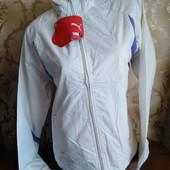 Женская деми куртка на флисе Puma. М (44-46)