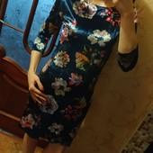 Шикарные платья с бархата, в наличии в 2х размерах