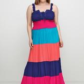 Красивое летнее женское платье carrokar. 2XL (46-48)