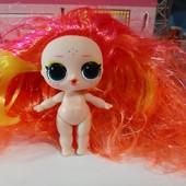 ♥♥♥Ультра-редкая♥♥♥!серия hairgoals mgа lоl с шикарными волосами 2 волна!куколкаE.D.M.b.b