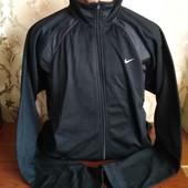 Теплый мужской батник на флисе Nike. 2xl