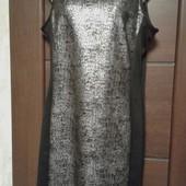 Фирменное новое трикотажное платье р. 12-14