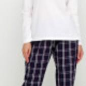 Шикарные пижамные штанишки из био хлопка новая коллекция Heidi Klum Esmara Германия xs редкий размер