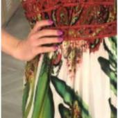 Красивое летнее женское платье carrokar. 2XL (48-50)