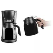 Крапельна кавоварка з двома термо колбами Bestron, Германія Якість!