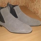 Мужские ботинки Livergy. Брак 44р
