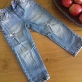 Фирменные джинсы 92-98
