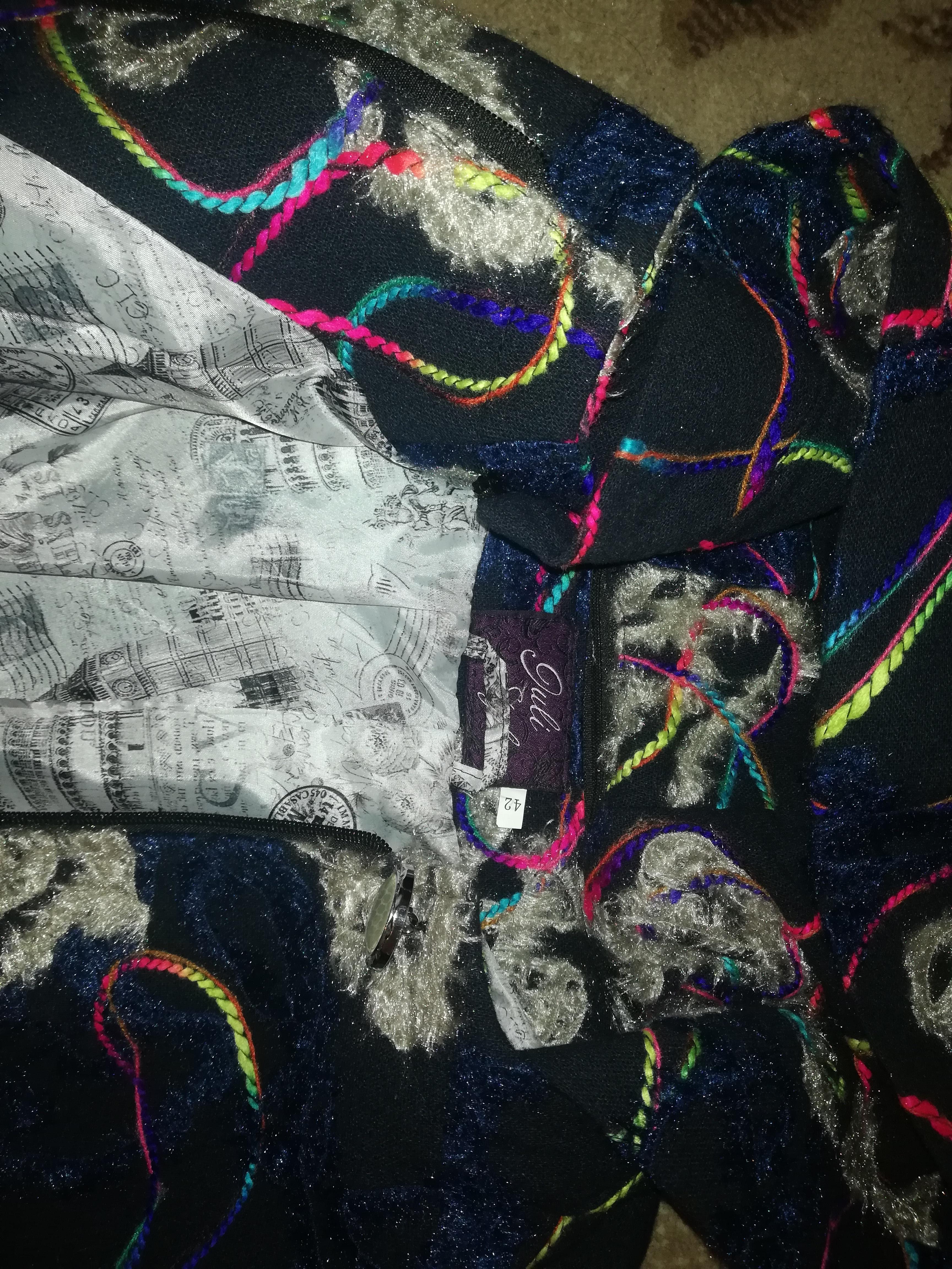 Пальтишко кардиган новое 42розм - Фото №3