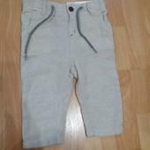 Лот 24!много лотов,собирайте)льняные штанишки на рост 62