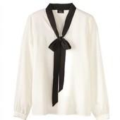 Элегантная стильная блузка Heidi Klum Esmara Германия евро 42