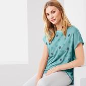 Винтажная блуза из органического хлопка от Tchibo(Германия), размеры наши: 42-46 (36/38 евро)