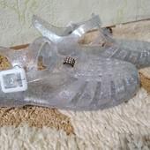 Силиконовые босоножки Ella, размер 36 (стелька 22 см)