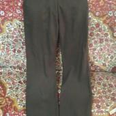 прямые брюки лён 55% р. 38 читайте замеры
