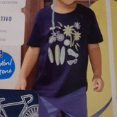 Футболка+шорты+панамка на мальчика 98/104