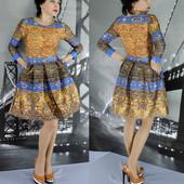 Платье куколка размер С последее! Смотрите замеры!! + Подарок!!