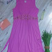 Симпатичное платье р-р 14