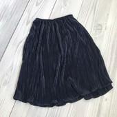 Лёгкая плиссированная юбка