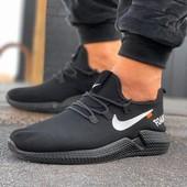 Мужские кроссовки под Nike,легкие и удобные,быстрая отправка