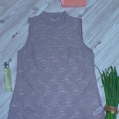 """Шикарная гипюровая блуза """"Next"""" р-р 18 в отличном состоянии"""