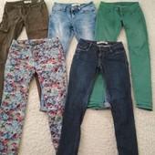 Комплект джинсиков в одном размере