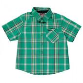 Lee Cooper рубашка с короткими рукавами в клеточку для мальчика (7/8) років