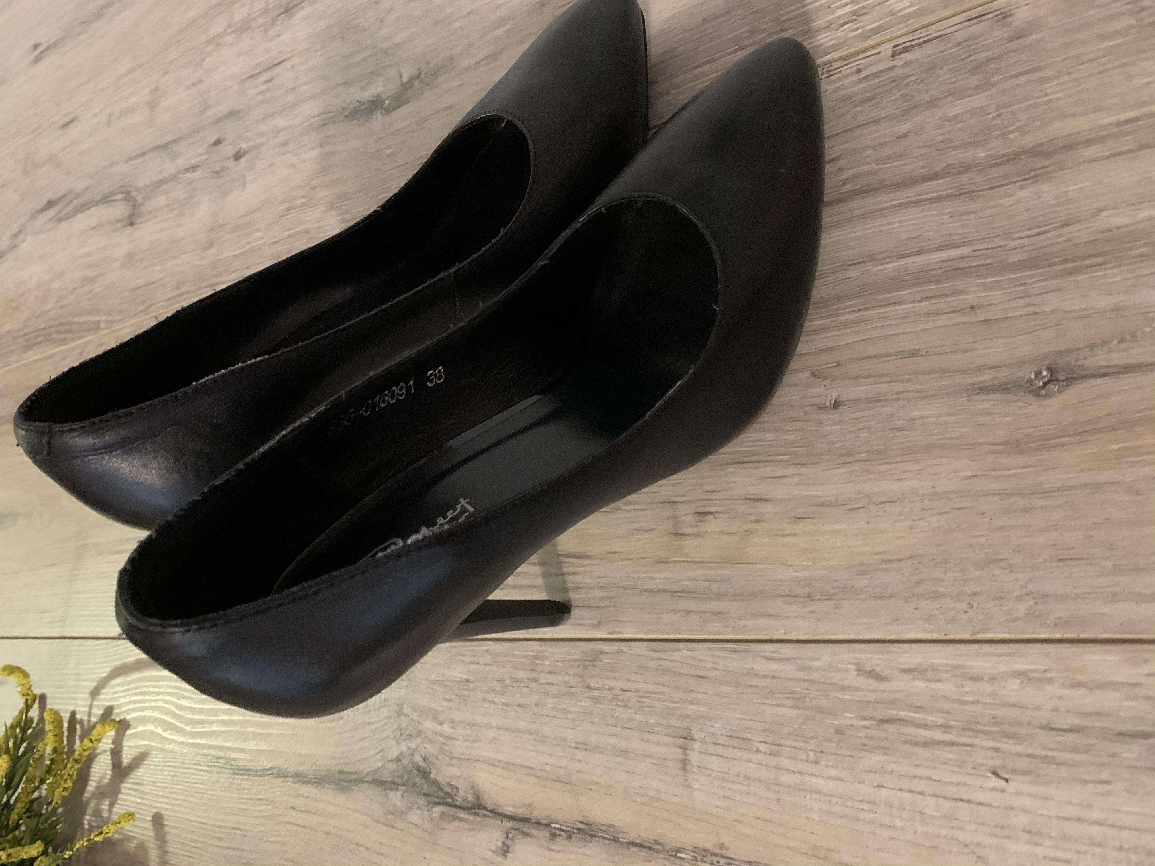 Женские туфли. Размер 38. В хорошем состоянии.