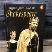 Шекспир на английском