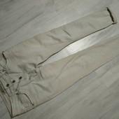 летние стильные джинсы р.42/44 хорошего сост