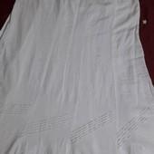 Белая натуральная юбка Being Casual