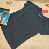 Германия!!! Лот из коттоновых укороченных лосинок и футболки! 122/128!