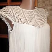 Качество!!! Натуральная блуза от H&M в отличном состоянии