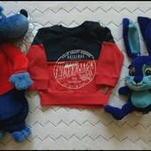 Свитшот-реглан-свитер,Mothercare,возраст 6_9мес,будет дольше