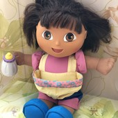 Стоп!Big sister Dora озвучена лялька Дора!