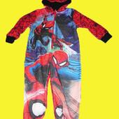 Флисовый человечек Marvel на 3-4 года,рост 104 см,Rebel