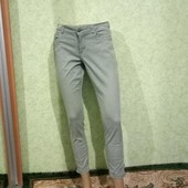 джинсы хаки