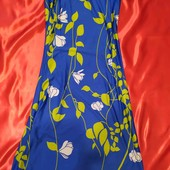 Летние красивое платье