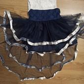 Нарядное платье на 1 год.