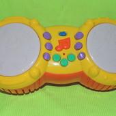 Музыкальная игрушка барабан бонго simba 33 см