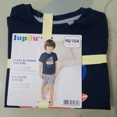 Летний костюм Lupilu