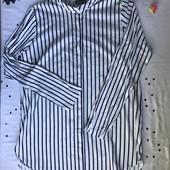Street one 42eur удлинённая блуза, туника состояние новой