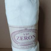 Zeron трикотажная простынь на резинке 180х200 цвет Шампань