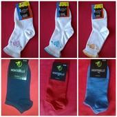 Носочки для девочек и мальчиков, и подростковые (с 5 лет до 39 размера). Лот - 1 пара на выбор