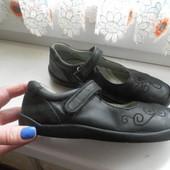Кожаные туфли start-rite состояние очень хорошее