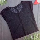 Свободная гипюровая блуза от zeenan textiel supers, р. 44 или xxl